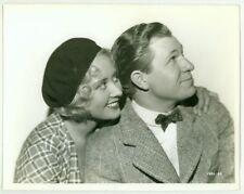 "JOAN BLONDELL ORIGINAL PARAMOUNT PHOTO ""MAKE ME A STAR"" ERWIN LINEN NM 1932"