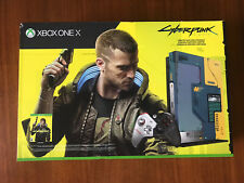 Cyberpunk 2077 Xbox One X 1TB Collectors Edition Bundle - IN HAND