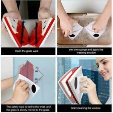 Fenster Magnetische Doppelseitige Glas Wischen Reiniger Kit Werkzeuge Home