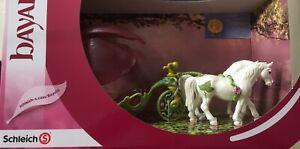 Schleich 42060 Elfenkutsche festlich Pferde elves carriage Bayala OVP NEU