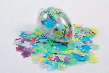 Bath Soap Confetti In Egg-Shaped Ornament ~ Floral Scent, Star0 Flakes