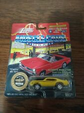 Johnny Lightning Muscle Cars L.E. Yellow 1969 Gto Judge Series 1 1994 Noc