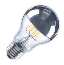 """LED Filament Glühlampe """"Birne"""" 5 W, 2700K, E27, kopfverspiegelt"""