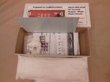 HO SCALE FUNARO & CAMERLENGO 6750 READING WAR EMERGENCY HOPPER CRAFTSMAN KIT