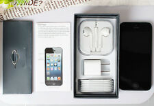 Apple iPhone 5 IOS 16GB GSM Factory Unlocked 4G LTE Smartphone Black Cell Phones
