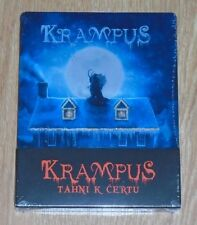 Krampus  (blu-ray) Steelbook. NEW and SEALED (Czech release)