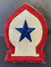 """Vintage WWII US Army North Africa Theatre Patch 2.5"""""""