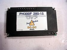 PH300S280-15 DC/DC PS SGL-OUT15V 20A 300W NEMIC-Lambda Corporation  OUT OF BOX