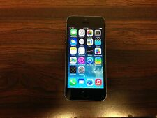 Apple iPhone 5S A1533 16GB - Space Gray (Fido) Good Condition
