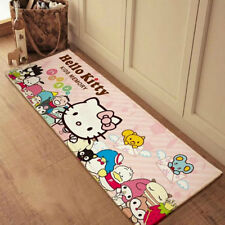 Hello Kitty Non-slip Carpet Bathroom Living Room Skidproof Door Mat Plush Rug I
