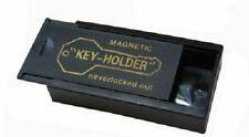 Magnetic Spare Key Holder Hide-a-Key Emergency Spare Key Car Auto Holder