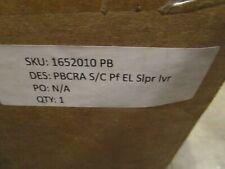 Pottery Barn COMFORT ROLL ARM SLEEPER SOFA SLIPCOVER BOX EDGE Linen ivory OR1620