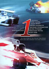 1 FORMULA ONE THE MOVIE MICHAEL FASSBENDER *SLIPCOVER* NEW SEALED WS + TRACKING!