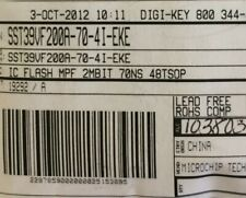 SST39VF200A-70-4I-EKE MICROCHIP IC FLASH 2M PARALLEL 48TSOP ROHS 5 PCS