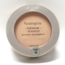NEUTROGENA MINERAL SHEERS Compact Powder Foundation, Classic Ivory