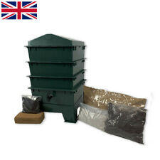 More details for pet poo wormery composter. organic composter. 6 colour choice. 5 year guarantee