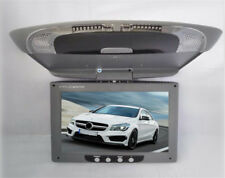 9 Inch LCD Monitor CAR/SUV FLIP DOWN ROOF MOUNT MONITOR BOSS TV 800*480 Video