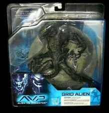 Alien vs Predator GRID ALIEN New! Rare! Action Figure McFarlane spawn.com AvP