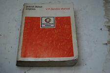 Detroit Diesel V71 Service Manual
