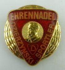 Ehrennadel: Dzierzynski Sportler SG Adlershof, Orden1831