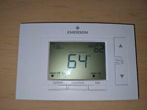 Emerson 1F85U-22PR Programmable Thermostat - FREE SHIPPING