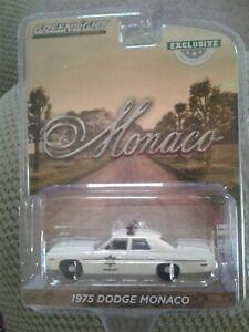 Greenlight  1:64 1975 Dodge Monaco .