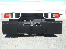 NEW  Center Feed Caravan Stone Guard 4x4 Deflector MUDFLAPS ROCK TAMERS