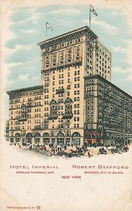NEW YORK CITY – Hotel Imperial