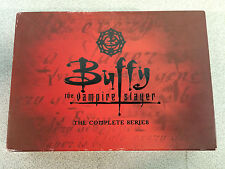 Buffy the Vampire Slayer: Complete Series, Collector's Ed. (DVD, 39-Disc Set)