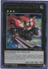 YU-GI-OH! INVOCATORE SCIABOLA-X-M DUSA-IT095 ULTRA RARA THE REAL_DEAL SHOP