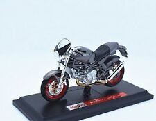 MAISTO 1:18 DUCATI MONSTER S4 MOTORCYCLE BIKE DIECAST MODEL TOY NEW IN BOX