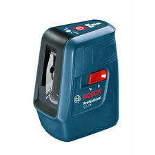 Bosch GLL 3X Professional Cross Line Laser level with Cross & Vertical Lines