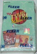 Fleer Ultra Series 1 NBA Basketball HOBBY box 1992/1993 (pack of 36)