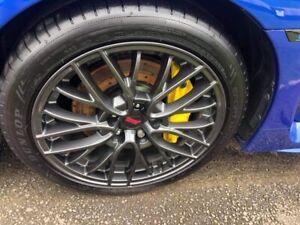Subaru Impreza WRX STI 2014-2017 wheels