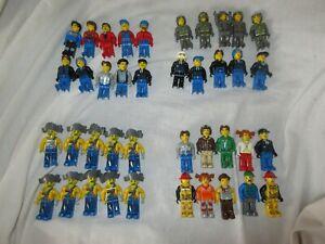 Lego jack stone mini 4 juniors figures pirates police builders choose joblot