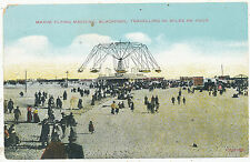 Maxim Flying Machine, Blackpool, Travelling 40 Miles an Hour