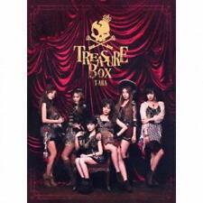 NEW T-ARA - Treasure Box Diamond Edition CD+DVD Photobook 32P LTD F/S