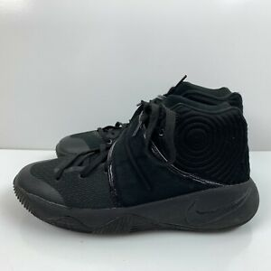 Nike Kyrie 2 EP Fly Trap Basketball Shoes Triple Black 820537 008 Mens Size 7
