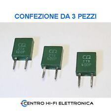 Csb500j RISONATORE 2PIN 500KHz x2