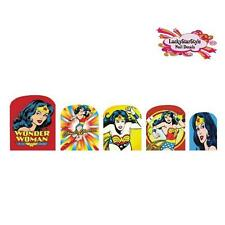 Waterslide Full Nail Decals Art Set of 10 - Vintage Comic Book Wonder Woman