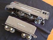 Vintage PreWar Lionel Lines Train Set 1688E Engine Tender Tanker Freight Cars