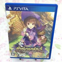 USED PS Vita To Heart 2 Dungeon Travelers Normal Edition 50486 JAPAN IMPORT