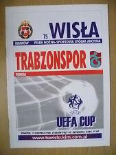 1998 taza de UEFA-Trabzonspor V TS Wisla