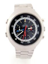 Very rare Omega FLIGHTMASTER pilot´s watch Chronograph 70's