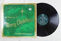 The Robert Rheims Choraliers – We Wish You A Merry Christmas, Vinyl LP, 1962
