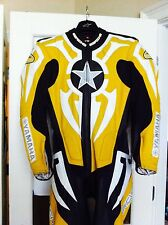 Hein Gericke Celtic 1 pice race suit with back speed hump US 38, Euro 48