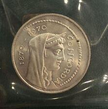ITALIA 1000 Lire Concordia 1870-1970 ROMA