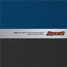 Wangan Midnight SOUNDTRACK CD  2 MAXIMUM TUNE original sound trucks