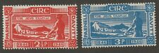 Ireland 1946 #133-34 Plowman - MNH