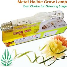 2x  Metal Halide Tubular Lamp 400W for Hydroponics Grow Light Growroom Setup